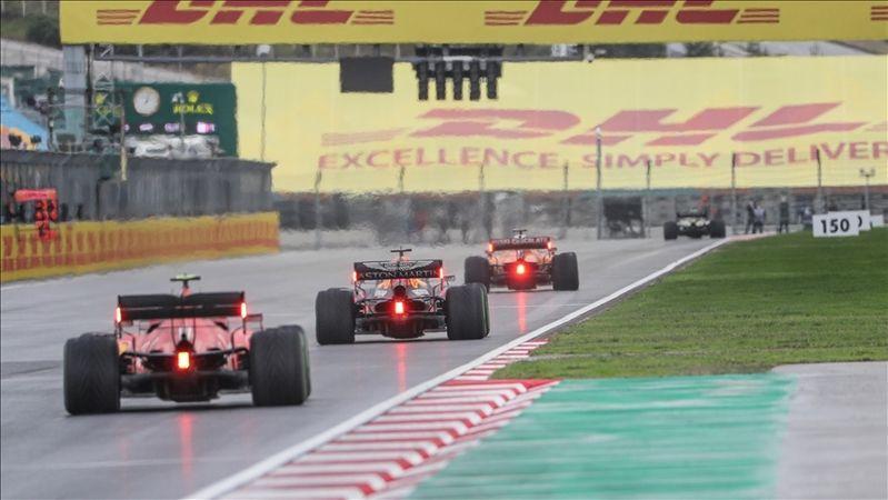 F1 Türkiye Grand Prix'si bir hafta ertelendi