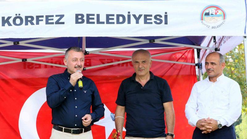 """Başkan Büyükakın, """"Biz birlikte Türkiye'yiz"""""""