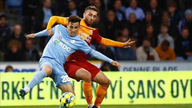 Galatasaraylı futbolcu Alpaslan Öztürk, A Milli Takım aday kadrosuna dahil edildi