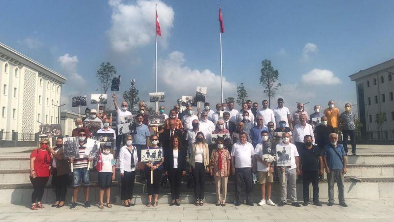 """CHP Kartepe'den 30 Ağustos'a alternatif tören; """"Unutulmayacak, unutturmayacağız!"""""""