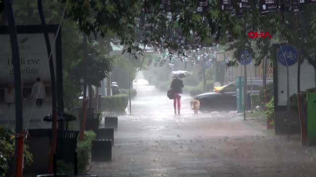 Perşembe günü yağmur geliyor
