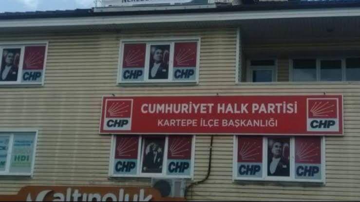 CHP Kartepe'de olağanüstü kongre tarihi belli oldu!