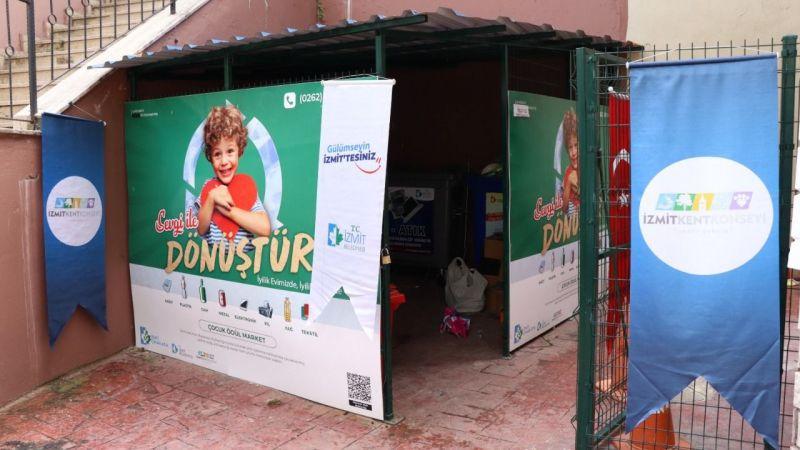 Çocuk Ödül Market Çukurbağ ve Şirintepe'de start veriyor