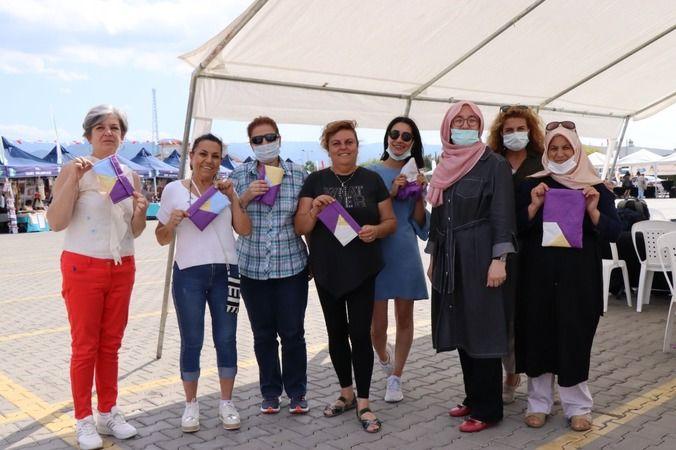 Üretici kadınlar  İZGİM'in açılışını heyecanla bekliyor