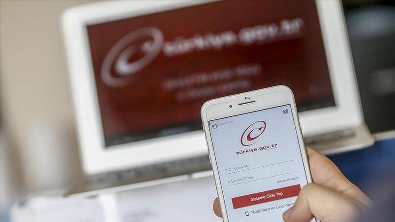 Yabancı uyruklular mobil cihaz kayıtları için e-Devlet'ten başvurabilecek