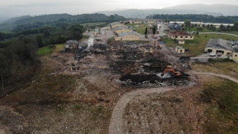 """Havai fişek fabrikası patlama davasında yeni gelişme """"Bilirkişi raporu tamamlandı"""""""