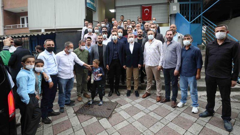 Başkan Büyükakın: Yenidoğan ve Serdar'da kalıcı çözümler üreteceğiz