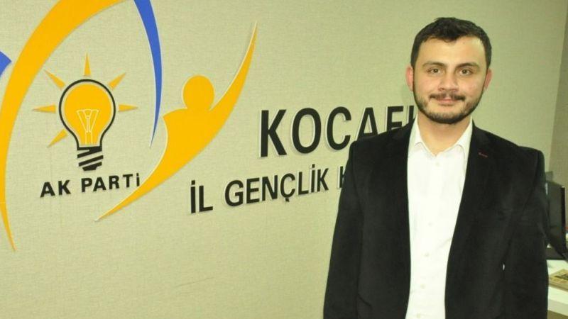 """AKP Gençlik Kolları Başkanı, """"Öğrenci yurduna yerleşemedim diye eylem yapmak…"""""""