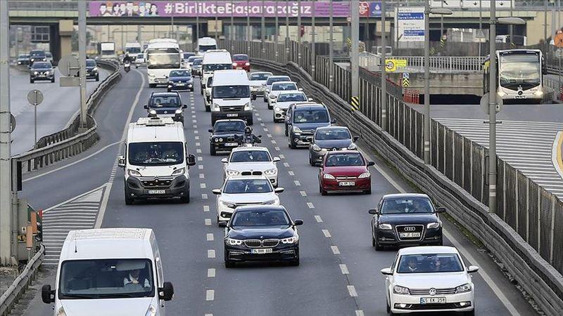 Kocaeli'nde trafiğe kayıtlı araç sayısı 1.056.353 oldu