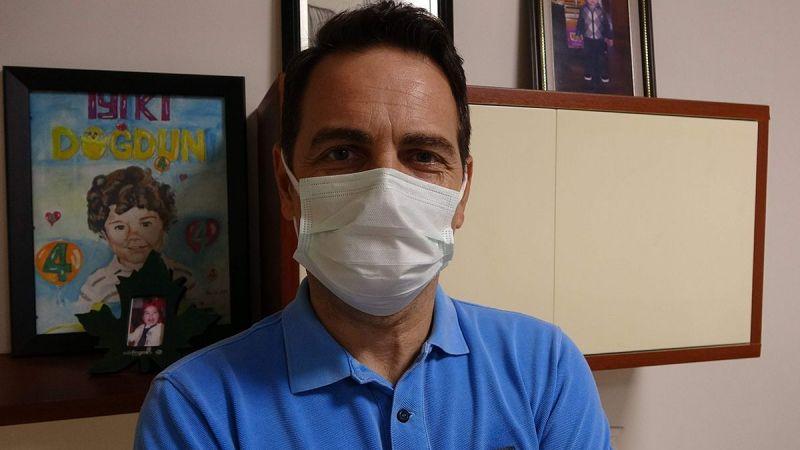 Prof. Dr. Kaya'dan aşı karşıtlarına sitem