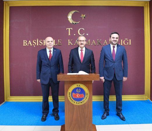 Vali Yavuz Gününü Başiskele'ye Ayırdı