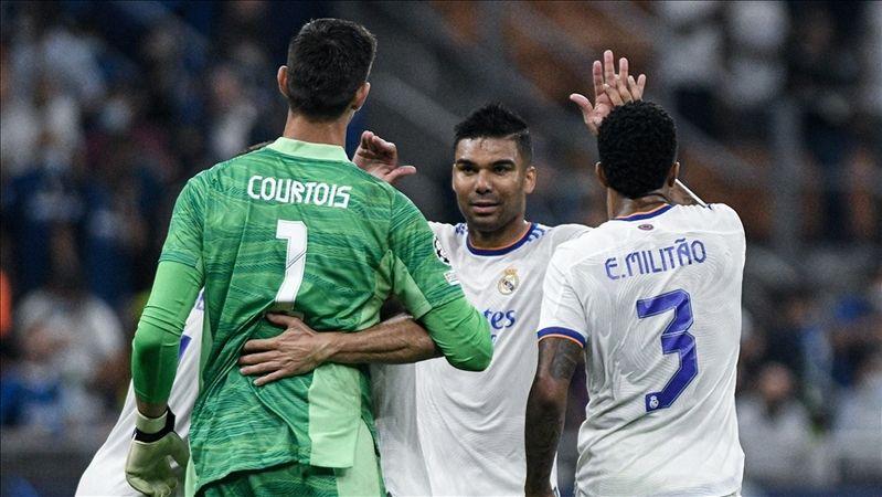 Real Madrid La Liga'da farklı kazandı