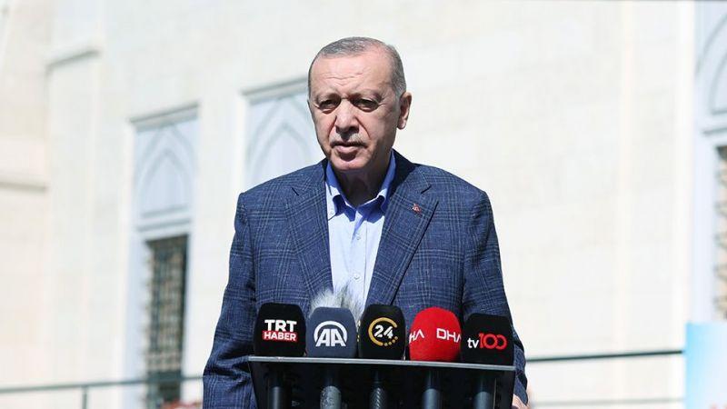 Erdoğan: 'İki NATO ülkesi olarak bizim çok daha farklı bir konumda olmamız gerekir'