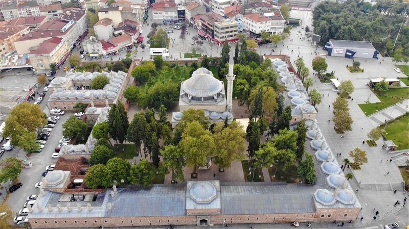Osmanlı'nın en önemli şeyhülislamlarının görev yeri 500 yıldır görkemini koruyor