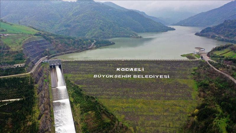 Yuvacık Barajı'nda su seviyesi düştü!