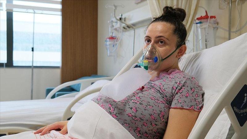 Aşı yaptırmayan Kovidli anne adayları pişman