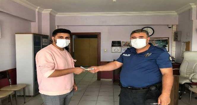 Öğrencinin ev kirasının içinde bulunduğu cüzdanı çalınmıştı
