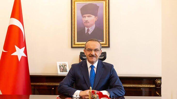 Vali Yavuz'dan Türk Dil Bayramı kutlama mesajı