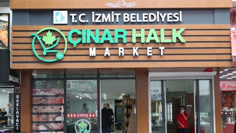 Çınar Halk Market açılışına Veli Ağbaba da geliyor