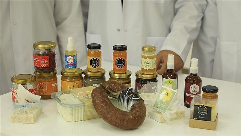 Propolisten üretilen gıda ve kozmetik ürünleri arıcılığa değer katacak