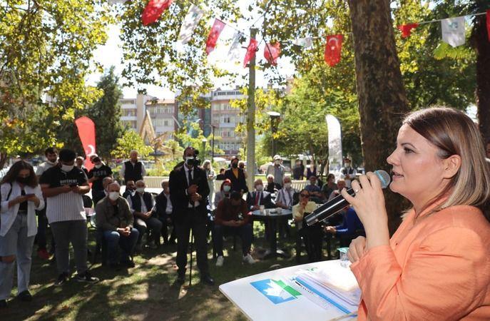 """Hürriyet, """"Kültür Tepesi'de, Cumhuriyet Parkı'da  bizim sorumluluğumuzda"""""""