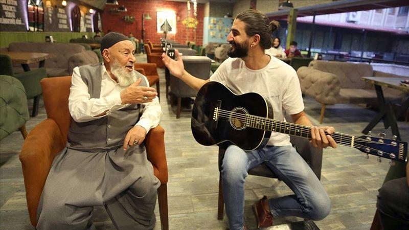 Rock ve tasavvuf sanatçısını buluşturan düet beğeni topladı