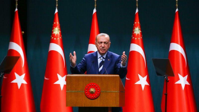 Erdoğan: 'Park ve bahçelerde yatanların bir kısmının öğrencilikle alakası yok'