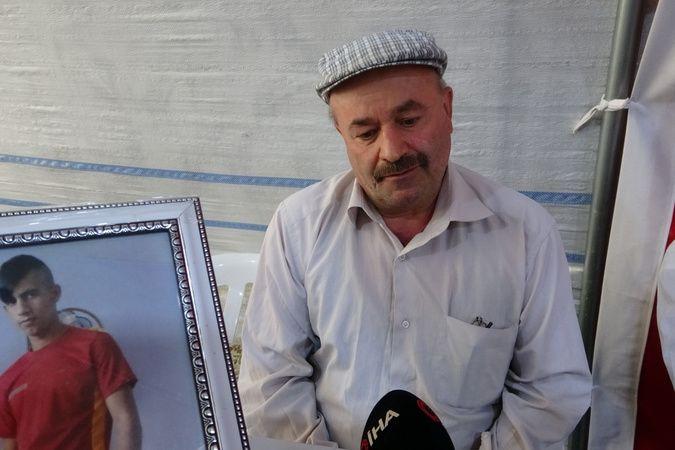 Evlat hasreti çeken baba: 'Onların çocukları Avrupa'da yaşıyorlar bizimkiler dağda cenazeleri bile göremiyoruz'