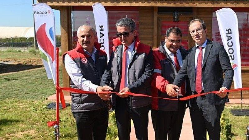 SOCAR Türkiye'den, GTÜ ile yeni proje