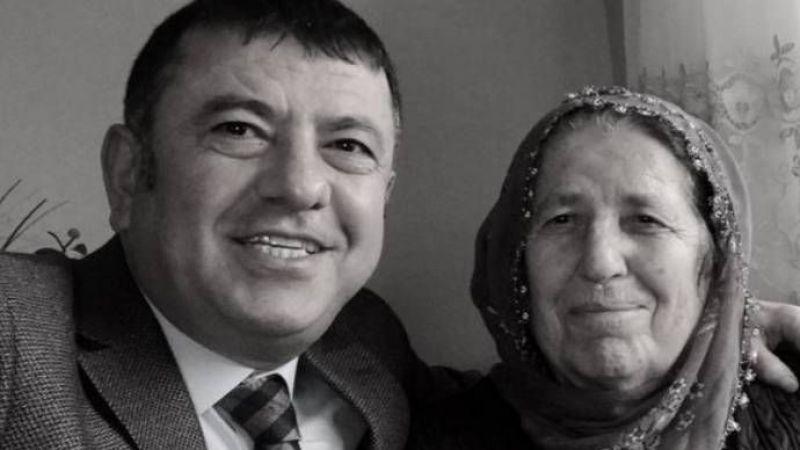 CHP'li Veli Ağbaba'nın annesi hayatını kaybetti