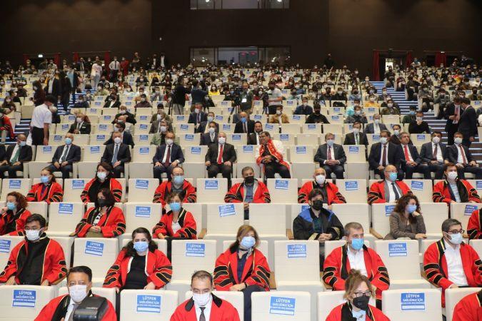 GTÜ 2021-2022 Akademik Yılı, Bakan Varank'ın katılımıyla açıldı