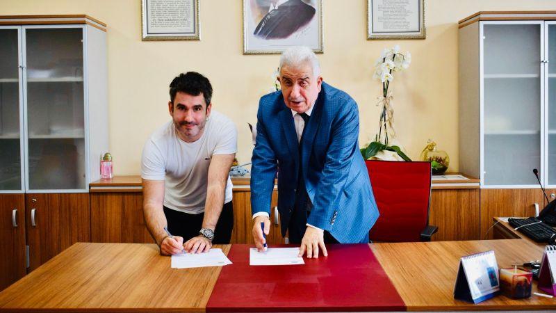 Nota Sanat Merkezi ve Kocaeli Marmara Koleji işbirliği sözleşmesi imzaladı!