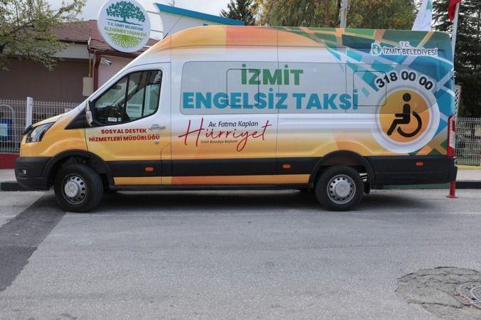 İzmit Belediyesi sosyal hizmetlerine bir yenisini daha ekledi