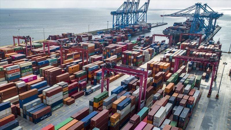 Kocaeli'nde ihracat %88,5 arttı, ithalat % 73,8 arttı!