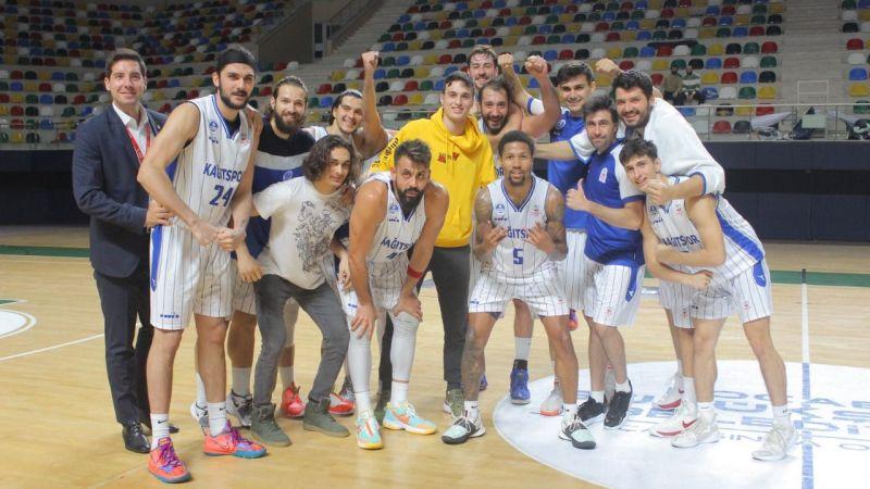 Kocaeli BŞB Kağıtspor: 78 - Akhisar Belediye Basketbol: 70