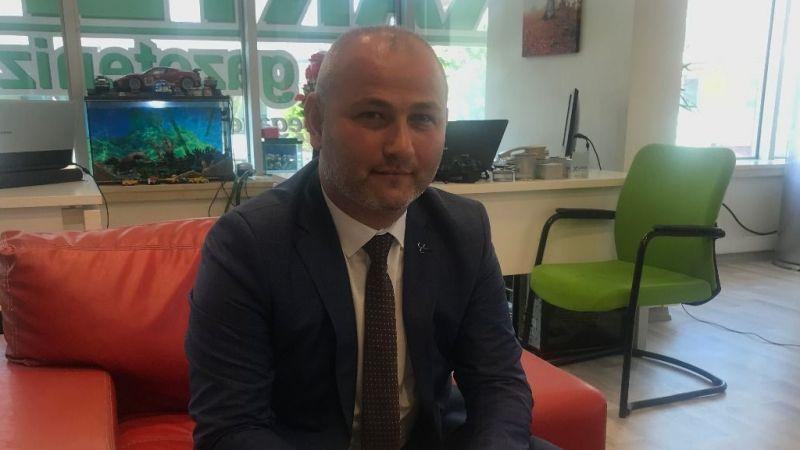 MHP Kartepe İlçe Başkanı Murat Kalender görevden alındı