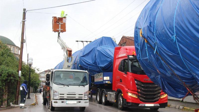 İngiltere'ye gidecek milyonluk ihracat elektrik tellerine takıldı