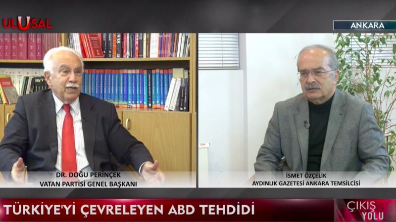 Perinçek'ten CHP ve İYİ Parti'ye: Cinayeti kim işleyecek, hedef kim?