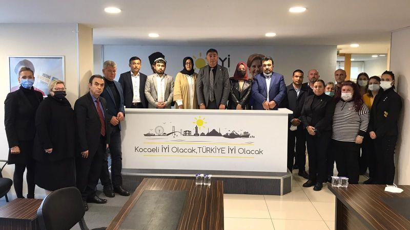 Şanbaz Yıldız: Soydaşımız Doğu Türkistanlıların yanındayız!