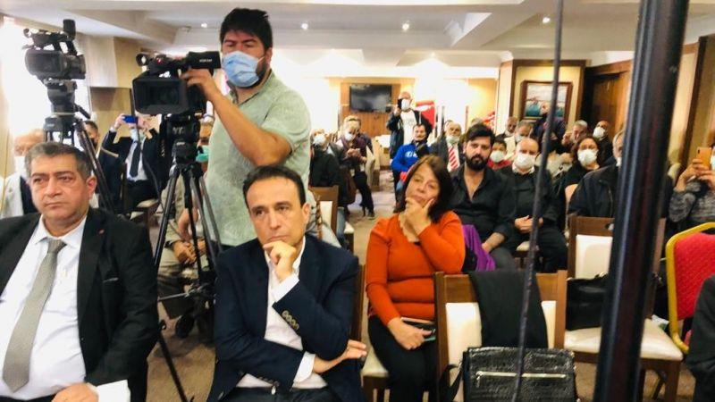 Yaşar Aydın'a Ankara'dan tam destek