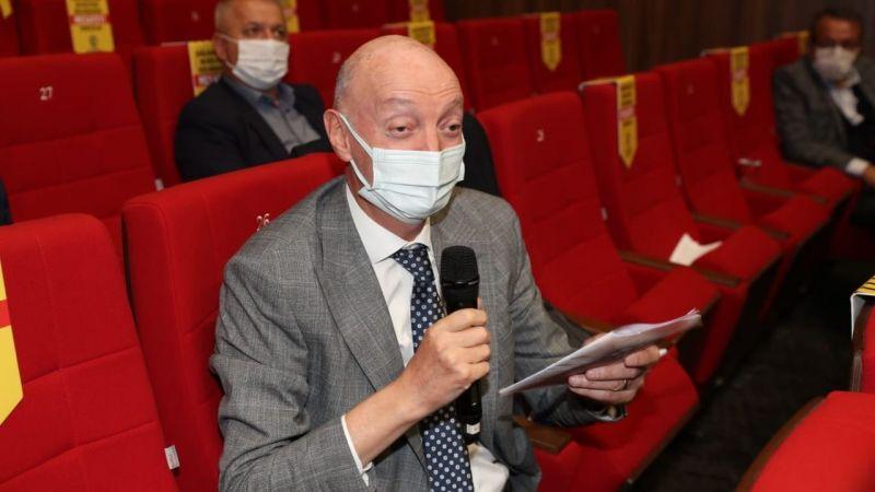 Özmural Büyükşehir Meclisinde sordu: Kartepe'den 321 dönüm arazi neden satın alınıyor