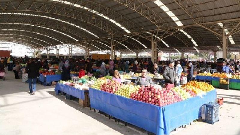 Aydın'da Kurulacak Pazar Yerleri Açıklandı!