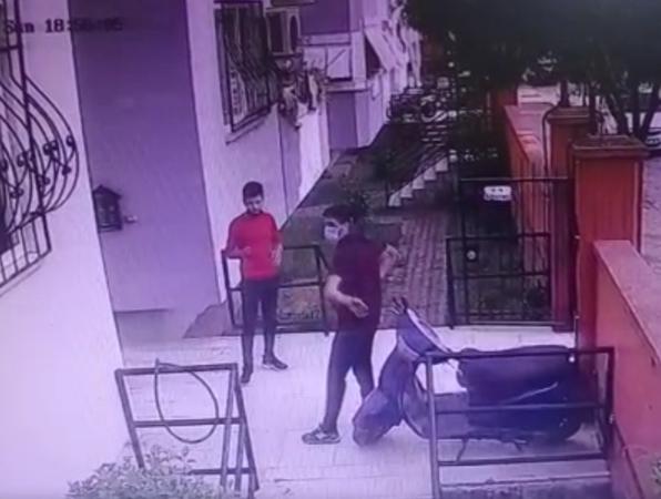 Nazilli'de Komşusunun Zeytinyağlarını Çalan Hırsızlar Yakayı Ele Verdi