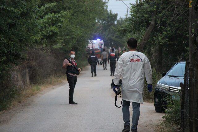 Ailesini Rehin Aldı, Babasını Öldürdü; 3'ü Jandarma 8 Yaralı