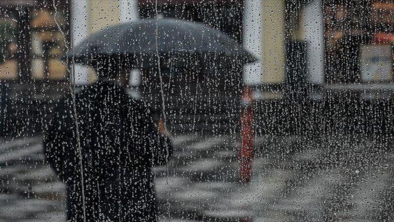 Meteoroloji Uyardı! Aydın'a Yağış Geliyor