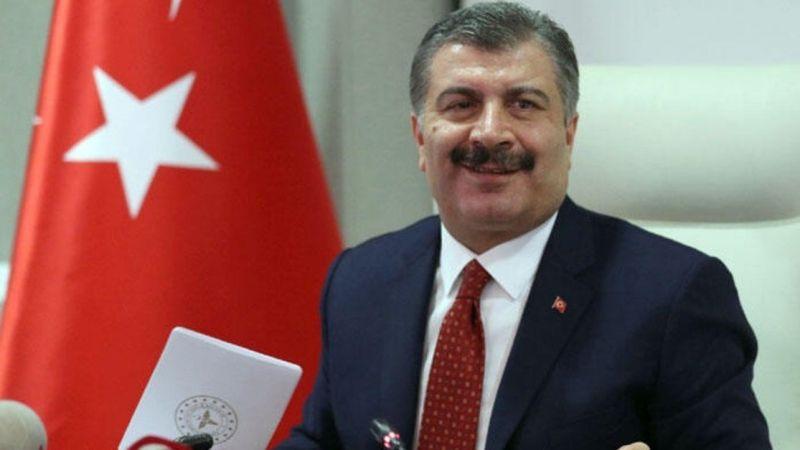 """Bakan Koca Türkiye'nin Beklediği Haberi Verdi: """"Bu İş Bitmiştir"""""""