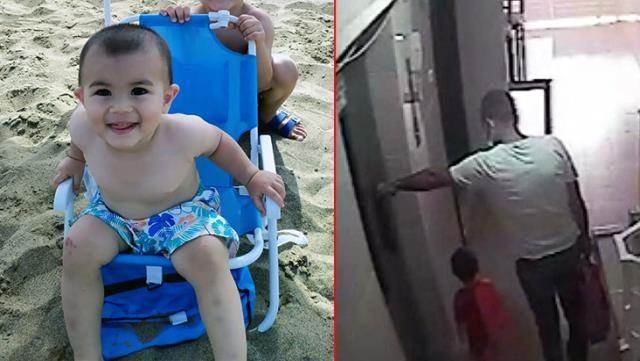 2 Yaşındaki Minik Eren Asansör İle Duvarın Arasına Sıkışarak Feci Şekilde Can Verdi