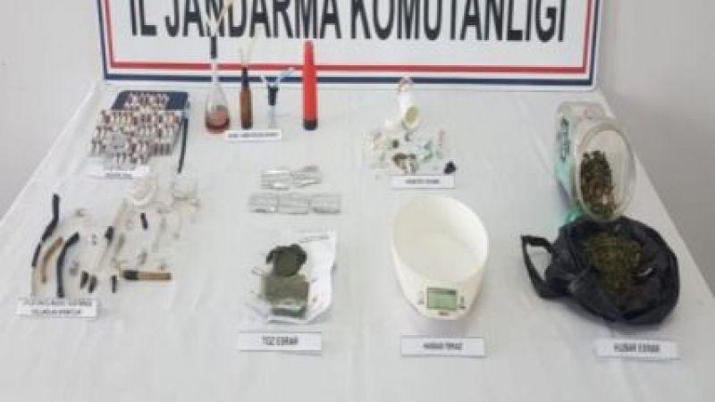 Aydın'da Uyuşturucuya Sıfır Tolerans