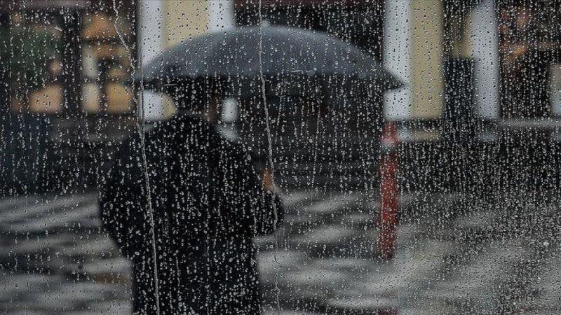 Aydın'a Sağanak Yağış Uyarısı