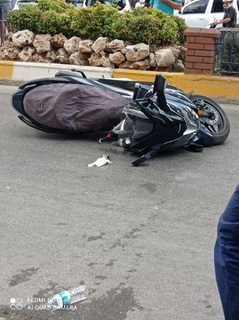 Nazilli'de Feci Kaza; Bisiklet Sürücüsü Kanlar İçinde Kaldı!